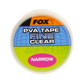 PVA Tape Fine Narrow 5mm Clear x 20m