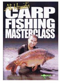 Books Ali Hamidi`s Carp Fishing Masterclass Book