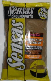 Sensas Crazy Bait Ground Pellet Method Mix