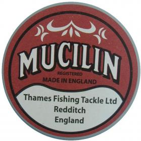Thames Mucilin Line Grease Red
