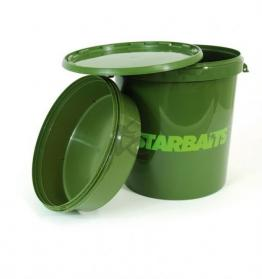Starbaits Bucket, Bowl & Lid Combo Large