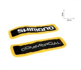 Shimano Commercial Rod Bands (Pair)