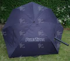 NuFish Pole Zippa Flatback Umbrella