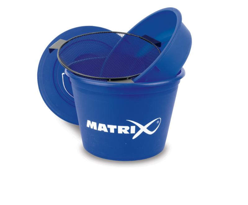 Matrix Bait Bucket Set  Ted Carter