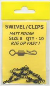 No Frills Kwik Change Swivel Clips