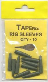 No Frills Tapered Rig Sleeves