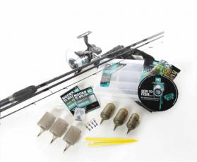 Club Korum Feeder Fishing Kit