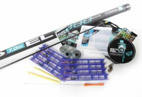 Club Korum Pole Fishing Kit