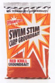 Dynamite Baits Swim Stim Red Krill Groundbait