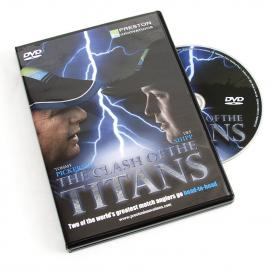 Preston Innovations Clash of the Titans DVD