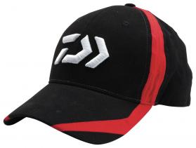 Daiwa D Black/Red Cap