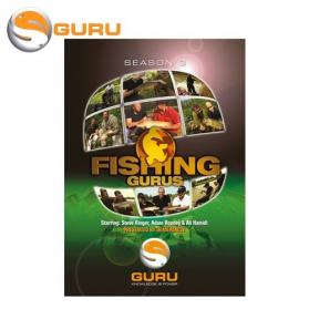 Guru Fishing Gurus Season 3 DVD