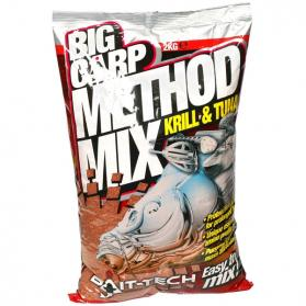 Bait-Tech Big Carp Method Mix Krill and Tuna