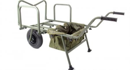 Nash H-Gun Single Wheel Barrow