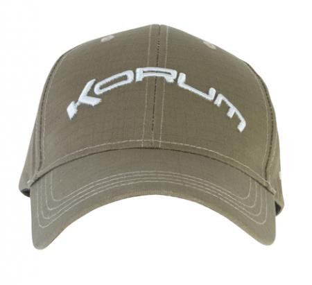 Team Korum Peaked Cap