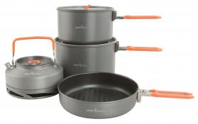 Fox Cookware Large 4 piece Set
