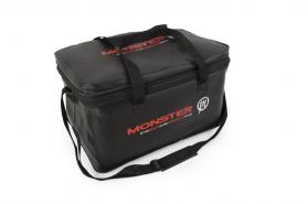 Monster EVA Bait & Tackle Bag (with Zipped Lid)