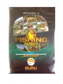 Guru Fishing Gurus Season 4 DVD