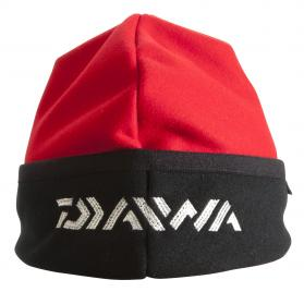 Daiwa Windstopper Beanie Red/Black
