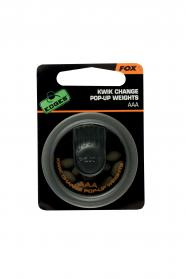 Edges Kwik Change Pop-up Weight AAA