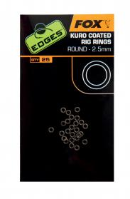Edges Kuro 0 Rings 2.5mm Small - 25pcs