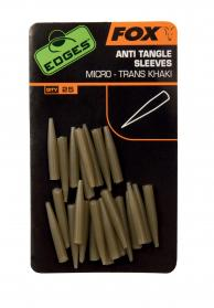 Edges Anti Tangle Sleeve Micro Trans Khaki