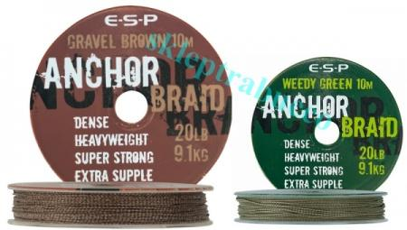 ESP Anchor Braid Weed Green 20lb