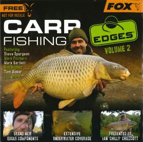 Fox Carp Fishing Edges DVD Volume 2