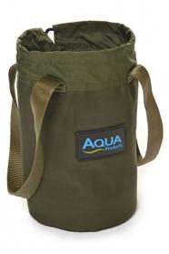 Aqua Quilted Stove Bag