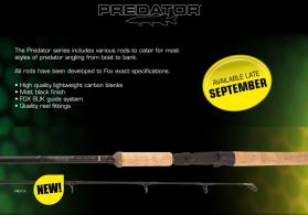 Fox Predator Boat 10ft 3lb
