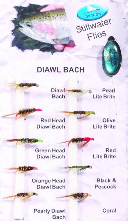 Diawl Bachs Fly Pack