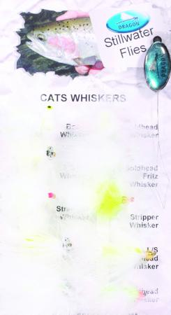Cats Whiskers Fly Pack