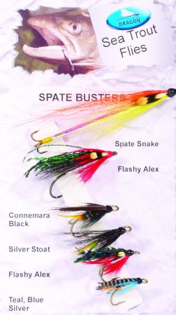 Spate Busters Sea Trout Fly Pack