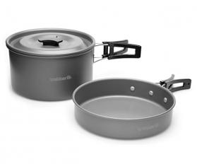 Trakker 2 Piece Cookware Set