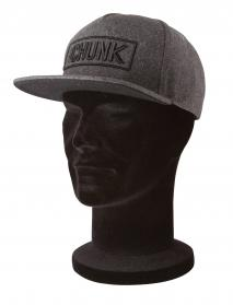 Fox Chunk Snapback Grey Cap