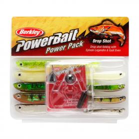Berkley Powerbait Drop Shot Power Pack