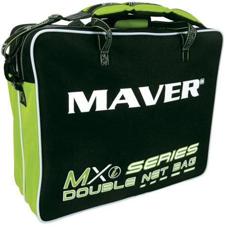 Maver MXi Series Double Keepnet Bag