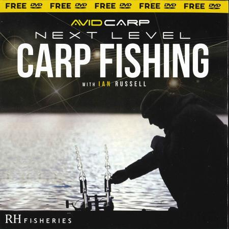 Avid Carp Next Level Carp Fishing DVD