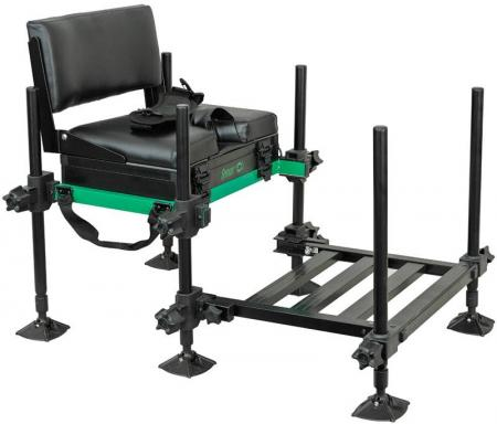Sensas 325 Seatbox with Backrest