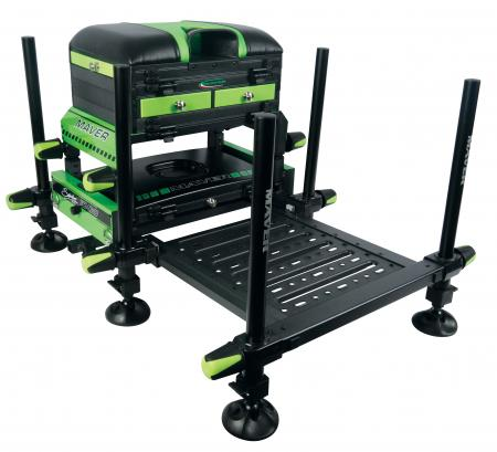 Maver Signature Series 1000 Green Front Drawer Seat Box
