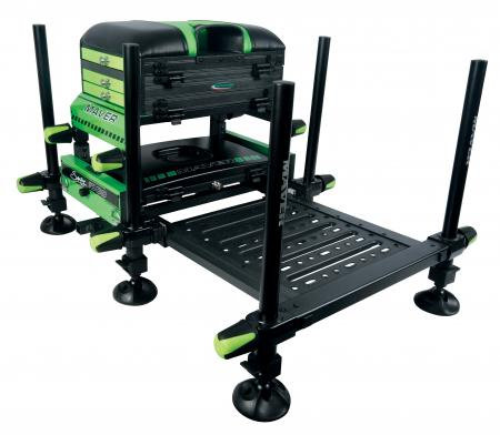 Maver Signature Series 1000 Green Cross Drawer Seat Box