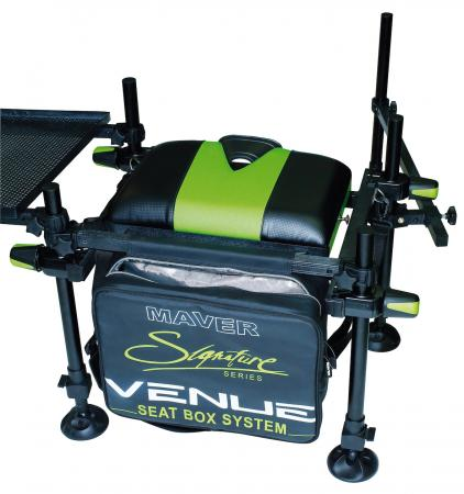 Maver Signature Venue Seat Box