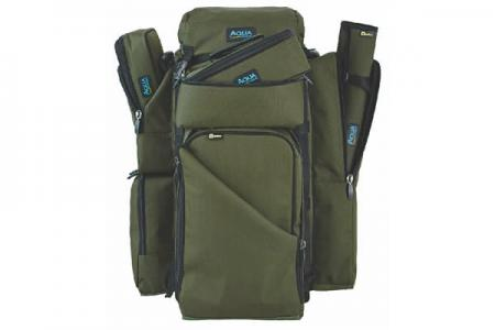 Aqua Black Series Large Rucksack