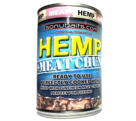 Sonu Hemp & Meat Chunks