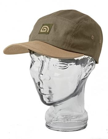 Trakker Five Panel Cap Olive