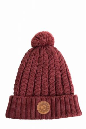 Avid Carp Burgundy Bobble Hat