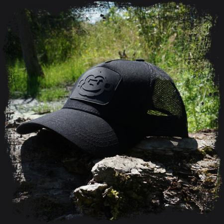 RidgeMonkey Trucker Cap Black