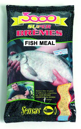 Sensas 3000 Super Bream with Fishmeal