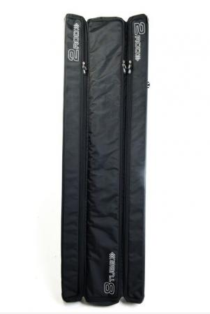 MAP Black Edition 8 Tube Holdall