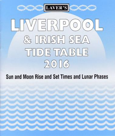 Laver Publishing UK Tide Table 2016